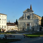 PIazza Santa Maria Novella - 5 minute walk from the train station
