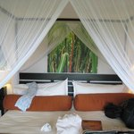 Bed in room56