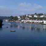 Noss Mayo from The Swan Inn