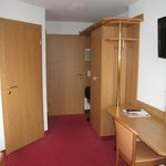 Newly Decorated and Carpeted Room