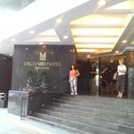 Orchard Hotel Singapore resmi