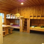 congdon 008 - a great cabin, close to the bathroom. immaculate.