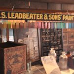 Stabler-Leadbeater Apothecary Museum - Upstairs