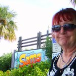 Sam's Beach Cafe has tons of ambiance, great food and friendly service. We will be back.
