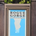 Rogue River Gorge, Crater Lake Area, OR