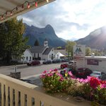 Foto van Bow Valley Motel