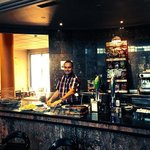 Bar with Owner Diego