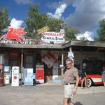 Hackberry General Store, Route 66