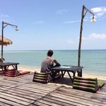Foto van The Blue Parrot Beach Resort