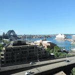 Beautiful Sydney Harbour - view from the room