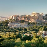 Acropolis from Philopappos Hill