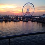 Right in National Harbor