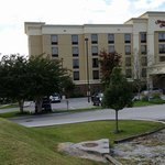 Hampton Inn Chattanooga-North/Ooltewah resmi