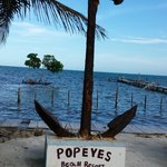 Foto de Popeyes Beach Resort
