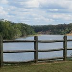 View of Black Warrior River from picnic grounds