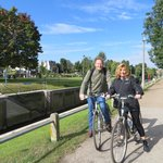 Leisurely ride along the Thames