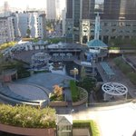 View of California Plaza