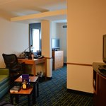 Fairfield Inn & Suites Buffalo Airport Foto