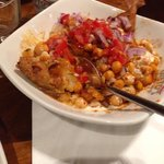 Samosa chaat- very very very hottttt