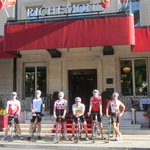 twowheeltours at le Richemond