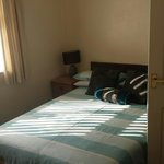 This was the room I stayed in very homely and comfortable