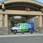 Photo de Holiday Inn Express Hotel & Suites Fairbanks