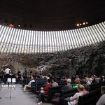 Photo of Rock Church (Temppeliaukio Kirkko)