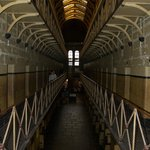Old Melbourne Gaol Cell Block