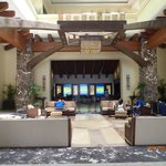 Lobby View Upon Arrival