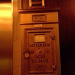 Working letterbox! <3