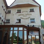 Hotel Apollonia, outside view