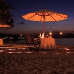Magic Moments at La Maree beach Restaurant