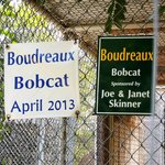 Of course Boudreaux is the perfect name.