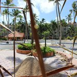 Pool at Barcelo punta cana closed