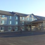 ภาพถ่ายของ BEST WESTERN PLUS Chena River Lodge