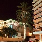 hotel couldnt be any closer to BCM nightclub