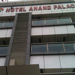 Bilde fra Hotel Anand Palace