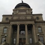 Helena, MT state capital building
