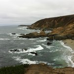 View from the local State Park in Bodega Bay