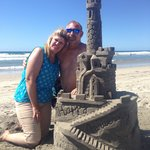 """"""" Day @ the Beach In Del Mar W/ JT """"   Amazing Anniversary Day! Thank you JT!!"""