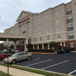 Hampton Inn and Suites Front View