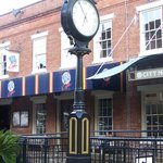 City Market Clock