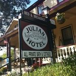Welcome to Julian Hotel