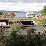 Ferry & Tour buses