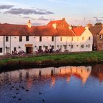 The river Tyne, Haddington