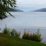 Loch Ness from the Lawns