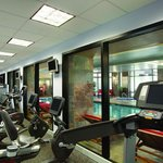 24 hr fitness Center