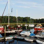 On-site marina, lobster boat, fishing & sailing charters, kayaking