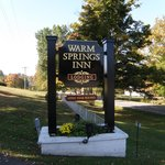 Foto di Warm Springs Inn