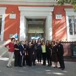 Todo el equipo les da la bienvenida al hotel! The whole team welcomes you to Santa Barbara!